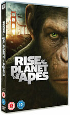 RISE OF THE PLANET OF THE APES star JOHN LITHGOW = VGC  CERT 12