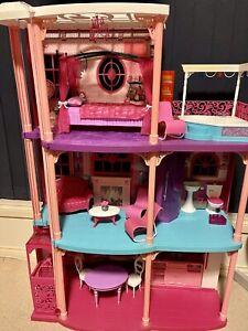 Barbie 3 Storey dream house