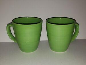 222 Fifth Lime Green 16 Oz Coffee Cup Mug Colorwheel