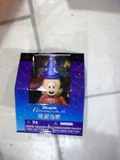 "Disney Vinylmation  3""  Mickey Sorcerer Hong Kong Exclusive RARE HTF"