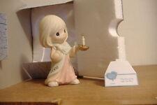 May Your Faith Light. ~Precious Moments Figurine