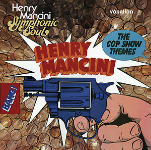 Henry Mancini The Cop Show Themes & Symphonic Soul - CDSML8504