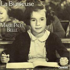 MARIE-PAULE BELLE LA BIAISEUSE / LILAS BLANC FRENCH 45 SINGLE