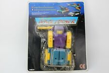 VINTAGE TRANSFORMERS techno tank ROBOT TOY SPACE FORMER Computer Warriors KO
