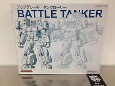 Transformers Maketoys Battle Tanker Add-On Kit 100% Complete