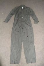Flight Suit 38 L Military Coveralls Overalls Mens FS47