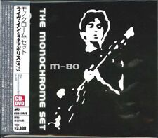 MONOCHROME SET-M-80-JAPAN CD+DVD H66