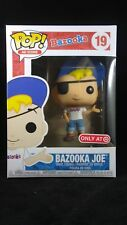 Funko Pop Ad Icons 19 Bazooka Joe Target Exclusive