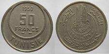 Tunesien 50 Francs 1950-1370 K-N (2)
