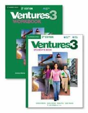 Ventures: Ventures, Level 3 Pack by Dennis Johnson, Sylvia Ramirez, K. Lynn...