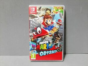 Juego Nintendo Switch Super Mario Odyssey, Pal España.