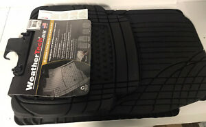 All Weather 4-piece Trim-to-Fit Car Floor Mats