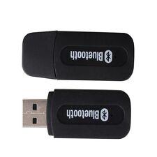 USB Wireless Bluetooth 3.5mm Stereo Musik Empfänger Dongle Audio Adapter