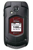 Kyocera XV Plus Waterproof Rugged E4520 PTT- Black (Verizon) Cellular Phone