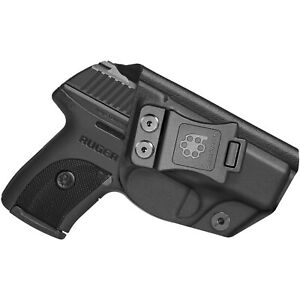 Amberide IWB KYDEX Holster Fit: Ruger LC9 / LC9s / Ruger LC380 / Ruger EC9s