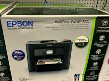 Epson WorkForce Pro WF-4730 Inkjet Multifunction Color Printer