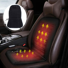12V Electric Heated Car LHD Seat Cover Pad Thermal Heating Warmer Cushion Warm