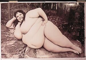 "Wood Nymph Poster Vintage art poster  24.25"" X 36.50"" NOS (b371)"