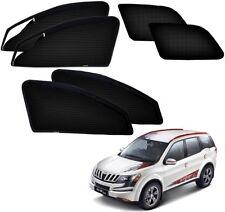 Zipper Magnetic Sun Shades Car Curtain For - Mahindra XUV 500 set of 6