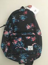 New Herschel Supply Co. Canvas Backpack Street Style Travel Bag Back to School