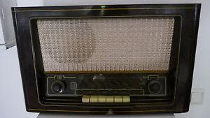 Saba Villingen W  - Röhrenradio