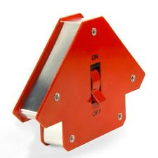 Welding Magnet multi-angle with on/off switch  (45°x 90°x135°) - 13kg/30lbs