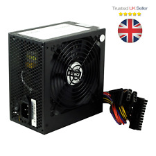 Silence 500W 12CM Silent Fan PC Power Supply ATX Computer PSU 500 Wat SATA 24pin