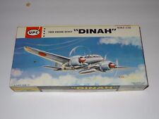 Twin engine scout DINAH 1/50 scale by UPC