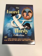 Laurel Hardy Collection DVD 2003 5-Disc Set  Comedy Utopia Flying Deuces March