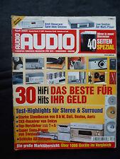 Audio 4/03 Panasonic sa XR 10, Teac Legacy 700, Krell showcase, JAMO d7 PTX, Swoboda
