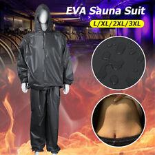 Sauna Sweat Suit for WEIGHT LOSS Men Women MMA BOXING Body SHAPER Workout