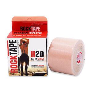 ,2 rolls  Beige new label for H2O RockTape 3