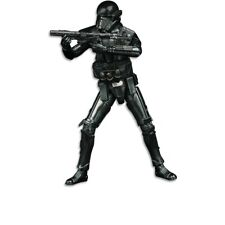 Star Wars The Mandalorian The Vintage Collection CarbonizedImperial Death Tro...