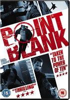 FILM DVD  Point Blank  [Edizione: Regno Unito] RENTAL COPY raro