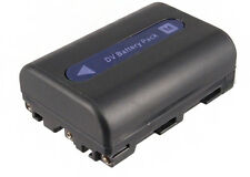 BATTERIA PREMIUM per SONY NP-FM51, DCR-TRV361, NP-FM30, HDR-UX1, DCR-TRV75E, NP-Q