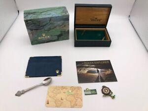 Genuine Rolex  Explorer 68.00.3 watch box case with  novelty 1026002