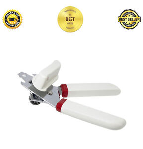 Chef Kitchen Professional Smooth Edge Manual Can Opener Restaurant, Camping