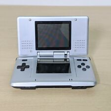 Nintendo DS Original System Console Only For Parts Salvage Repair Silver