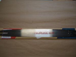 """28"""" TsuMura Guide Bar 3/8 058 92DL For Husqvarna 385XP 395XP 372XP 572XP 562XP"""