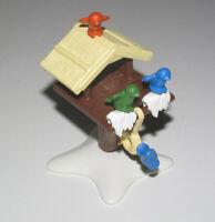 Playmobil Accessoire Déco Noêl Maison des Oiseaux NEW