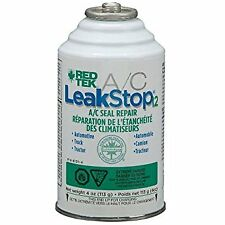RED TEK LeakStop12 A/C Seal Treatment (4 oz. can)