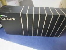 More details for pny vcnrtxa4000-pb graphics card nvidia rtx a4000 16 gb gddr6 - vcnrtxa4000-pb