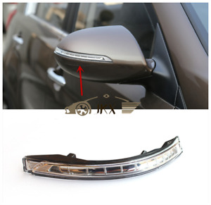 Right Side LED Rear View Mirror Lamp Trun Singal Light For Kia Sportage 2011-16