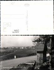 278998,Blick auf Hochneukirchen Totale Kapelle