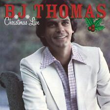 B.j. Thomas - Christmas Live CD #1970617
