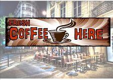American Diner Retrò Stile segno CAFE segno Caffè Retrò Segno segno da cucina