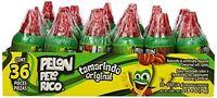 NEW PELON PELO RICO Candy Tamarind Original 1 Ounce Container Pack of 36