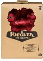 """Spin Master FUGGLER Funny Ugly Monster Wide Eyed Weirdo """"9 Plush Teeth New"""