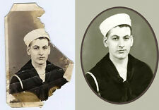 Photo retouching, restoration, more. USA artist, old or new photos. Free to try.