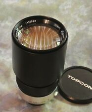 Tokyo Kagaku Japan UV Topcor 1:4 f. 200mm Lens Excellent Condition!